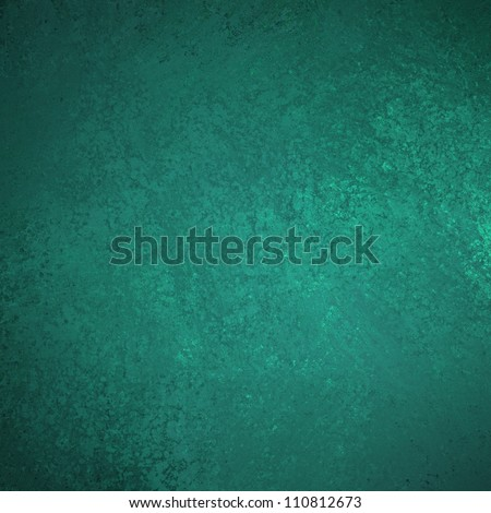abstract green background or blue background with vintage grunge background canvas texture design painted wall illustration for scrapbook paper or web background templates or abstract background