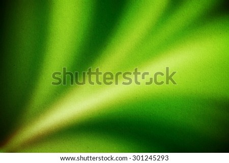 abstract green background with grunge paper texture