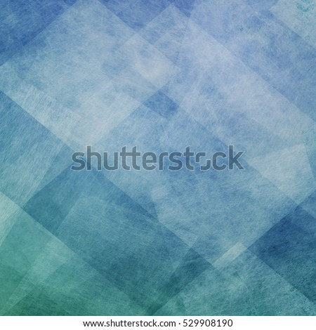 abstract green blue and white background