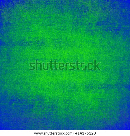 Abstract green blue background - stock photo