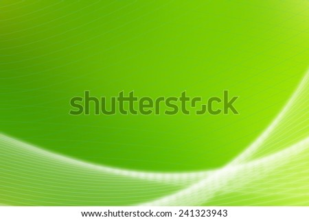 Abstract Green effect background
