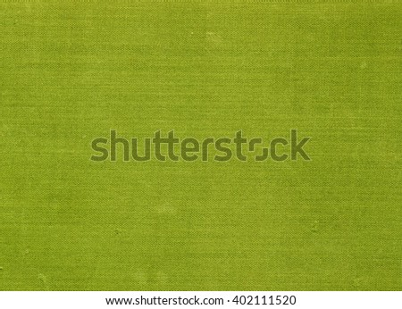 Abstract green textile texture and background. Background and texture. - stock photo