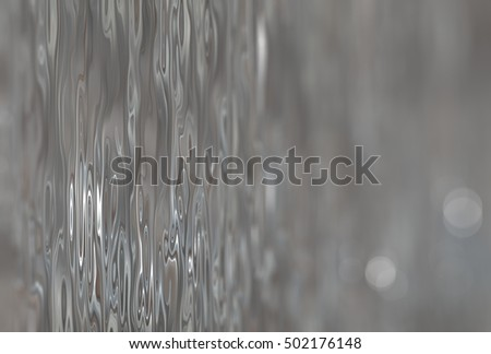 Abstract grey background with bokeh defocused lights. illustration beautiful.