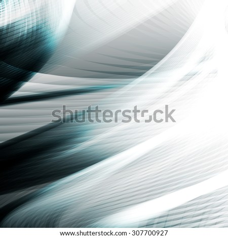 Abstract grey line art background with dark tones