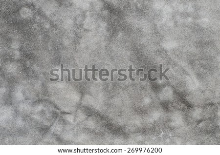 abstract grey suede background texture - stock photo