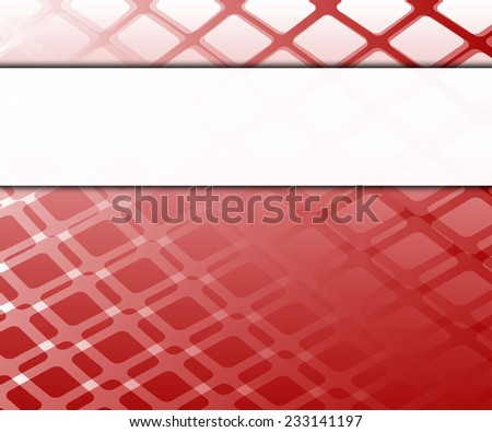 Abstract grid background with place for text