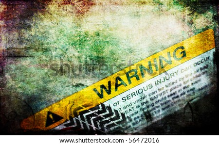 Abstract grunge background, dirty texture - stock photo