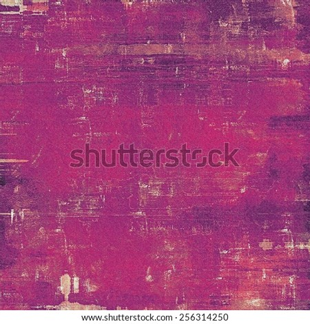 Abstract grunge background of old texture. With different color patterns: brown; purple (violet); red (orange); pink - stock photo