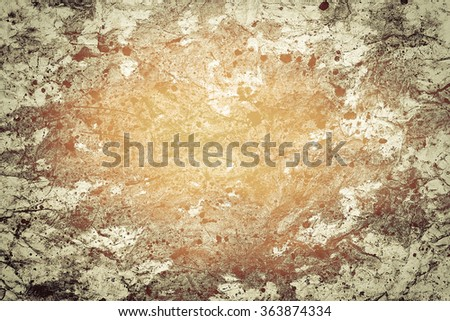 Abstract grunge background, old vintage backdrop, fashionable textured pattern, new stylish design of wallpaper - stock photo