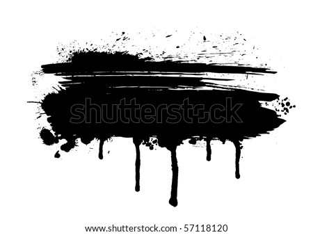 abstract grunge background.raster - stock photo
