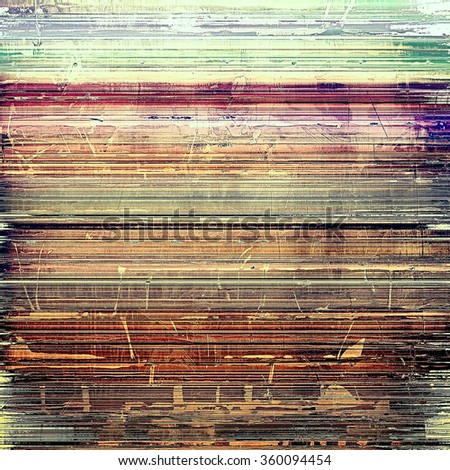 Abstract grunge background. With different color patterns: brown; black; purple (violet); gray; green - stock photo