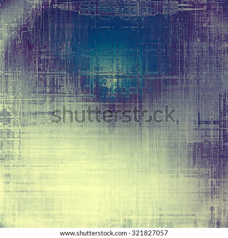 Abstract grunge background. With different color patterns: yellow (beige); purple (violet); blue; gray