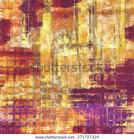 Abstract grunge background. With different color patterns: yellow (beige); purple (violet); pink; red (orange) - stock photo