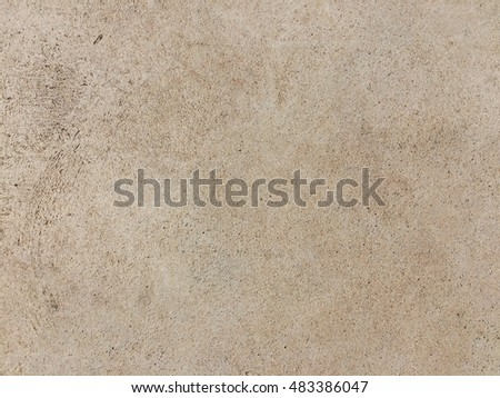 Abstract grunge brown cement floor texture background