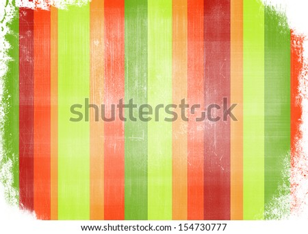 Abstract grunge colorful striped background
