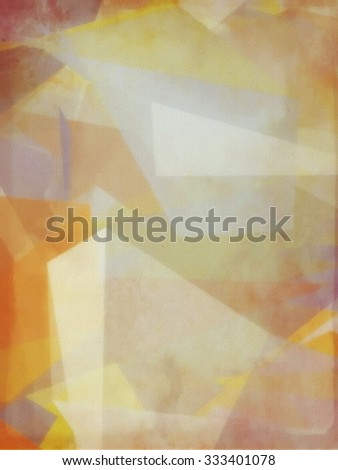 abstract grunge old sheet of paper background - stock photo