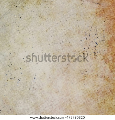 abstract grunge old sheet of paper background