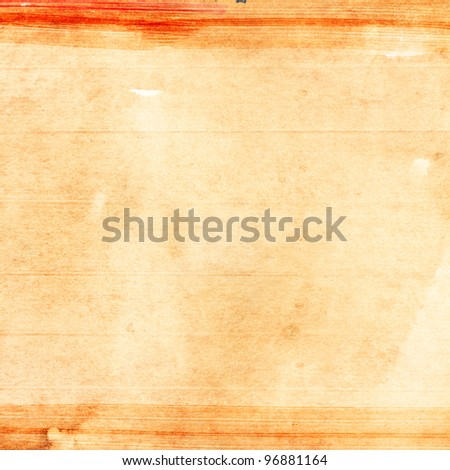 Abstract grunge paper texture for background - stock photo