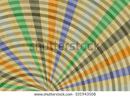 Abstract Grunge Retro Vintage Background Illustration - stock photo