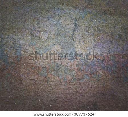 Abstract grunge texture background , Old damaged grunge wall background or texture for text or decoration - stock photo