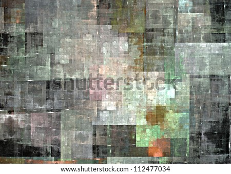 Abstract grungy background texture - stock photo