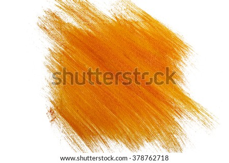 Abstract hand painted watercolor background - stock photo