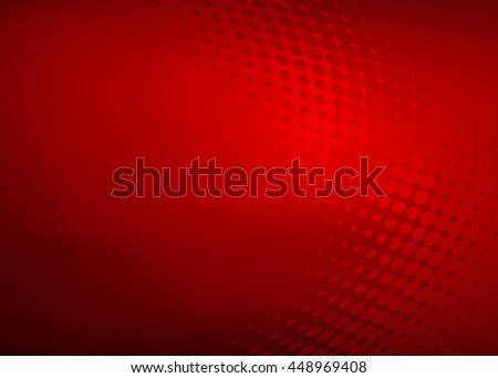 Abstract high resolution illustration of red dot swirl layered design background perfect for Medical, Healthcare and Science and many other Businesses Plenty of copy space. - stock photo