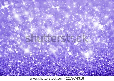 Abstract holidays lights on background  - stock photo