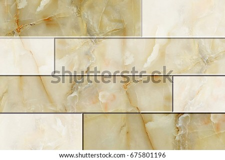 Abstract Home Decorative Brick Marble Wall Stock Illustration ...