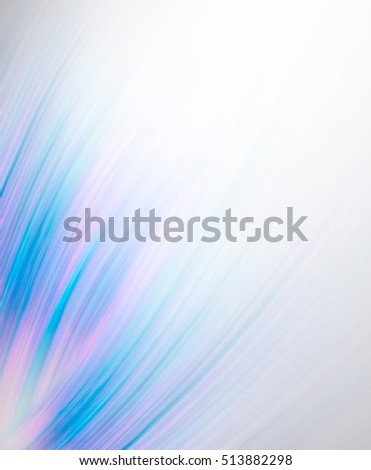 Abstract illustration background texture with vibrant light blue and gray color of successful business spacious concept, perspective and futuristic tranquility artistic in motion blur shift tilt lines