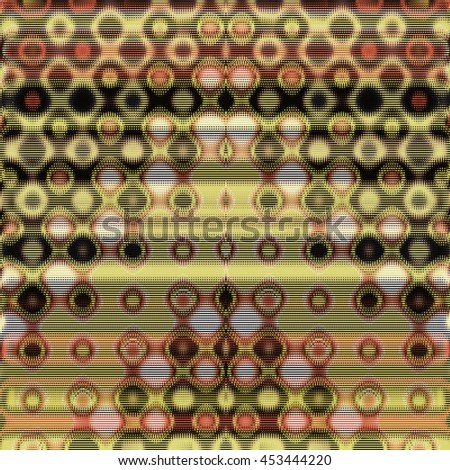 Abstract image, colorful graphics, bright hues