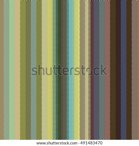 Abstract image in a colored vertical stripes, tapestry or a template for tissue