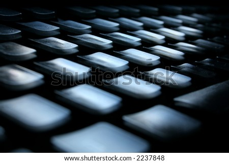 abstract image of a keyboard that can be used as a background
