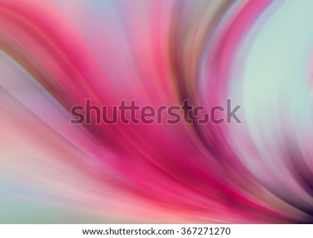 Abstract image of blue and pink. Spring. Fantasy blurring color background. Blurred light. Variety of color. Background for motivational text. Abstract image of traffic.  - stock photo