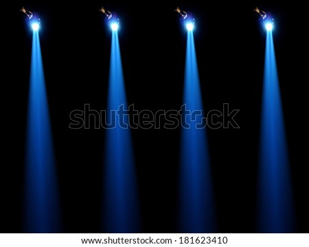 Abstract image of concert lighting.Abstract background.
