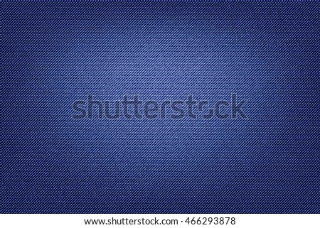 Abstract jean denim texture fabric as background. 3D Illustration.