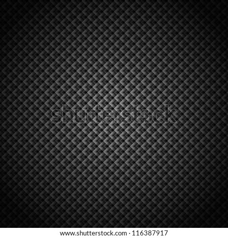 Abstract kaleidoscope black and white background