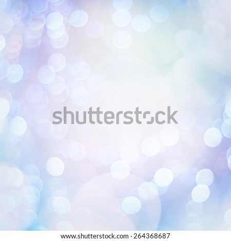 Abstract light blue background. Blurred effect has been applied.