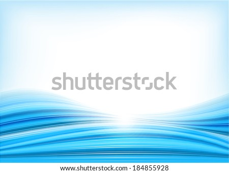 Abstract light blue background. Raster copy.