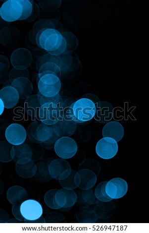 Abstract light bokeh background - bokeh texture