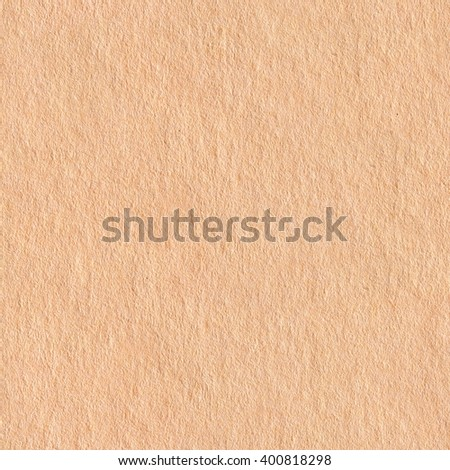 Abstract light brown paper background. Seamless square texture. - stock photo