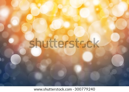 abstract light burst and glitter bokeh. - stock photo