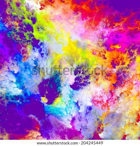 Abstract light fractal background best viewed stock illustration abstract light fractal background best viewed many details when viewed at full size voltagebd Gallery
