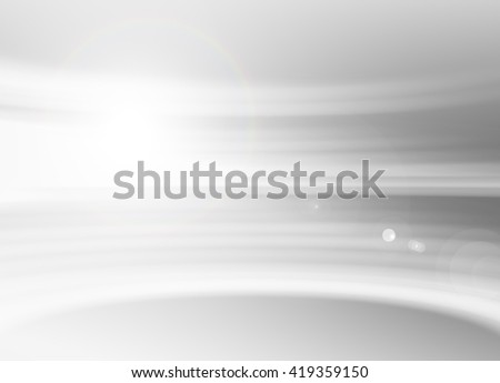 Abstract light gray background, neutral backdrop, design element - stock photo