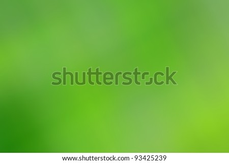 abstract light green luminous background - stock photo