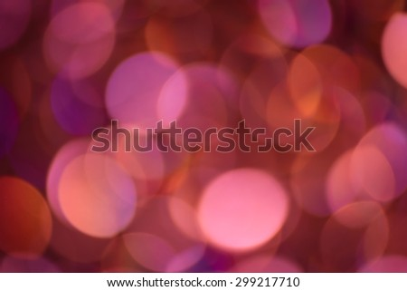 abstract light pink bokeh background
