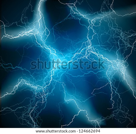 abstract lighting flash background texture - RASTER COPY
