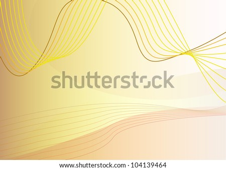 Abstract line - stock photo