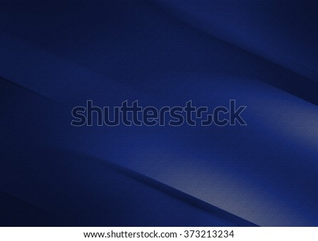 Abstract line navy blue on paper for background - stock photo
