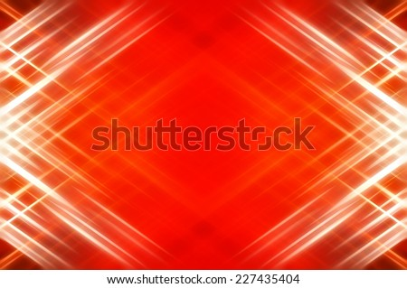 Abstract lines. Abstract digital geometrical background from red beautiful lines - stock photo